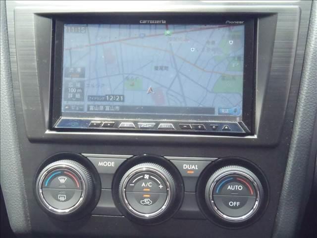 2.0i 4WD社外HDDナビフルセグBカメラクルコンETC(11枚目)