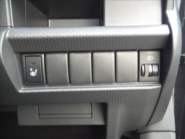 A4WDキーレスCVTシートヒーター社外15AWLEDテール(15枚目)