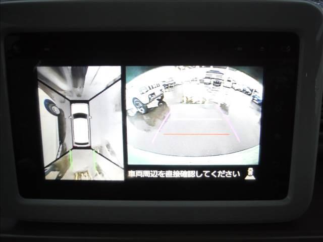 X4WDメーカーナビフルセグ全方位モニターレーダーBサポート(14枚目)