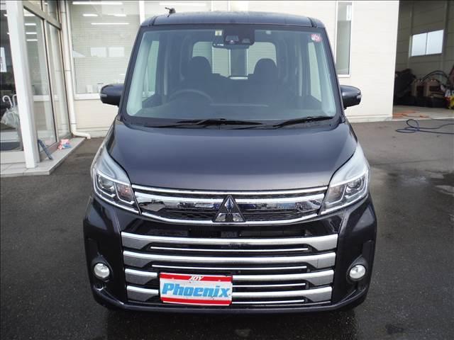 「三菱」「eKスペースカスタム」「コンパクトカー」「新潟県」の中古車8