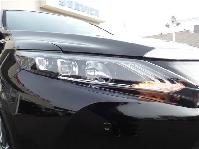 「トヨタ」「ハリアーハイブリッド」「SUV・クロカン」「新潟県」の中古車4