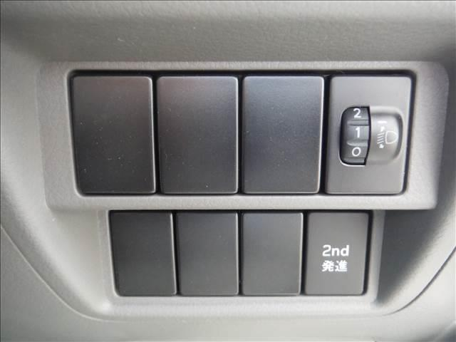 PA 4WD ハイルーフ 5AGS 2nd発進モード オーバーヘッドシェルフ エアコン パワステ MTモードAT Hライトレベライザー ABS(15枚目)