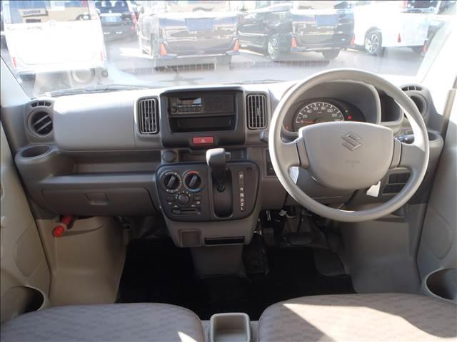 PA 4WD 純正ラジオ パートタイム4WD オーバーヘッドシェルフ ヘッドライトレベライザー エアコン パワステ 純正ゴムマット(12枚目)