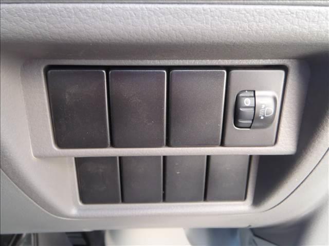 PA 4WD 純正ラジオ パートタイム4WD オーバーヘッドシェルフ ヘッドライトレベライザー エアコン パワステ 純正ゴムマット(15枚目)