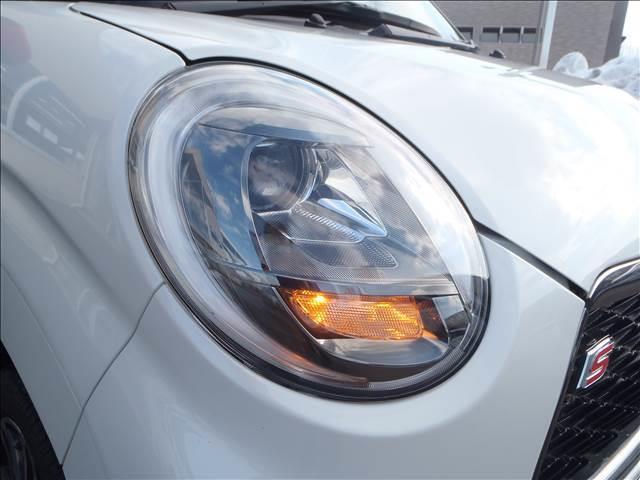 スポーツSAII 4WD ターボ ストラーダSDナビ フルセグ Bカメラ スマートアシスト2 エコアイドル MOMOステアリング パドルシフト ETC ハーフレザーシート シートヒーター LEDヘッドライト 2トーン(5枚目)