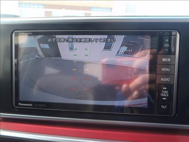 スポーツSAII 4WD ターボ ストラーダSDナビ フルセグ Bカメラ スマートアシスト2 エコアイドル MOMOステアリング パドルシフト ETC ハーフレザーシート シートヒーター LEDヘッドライト 2トーン(15枚目)