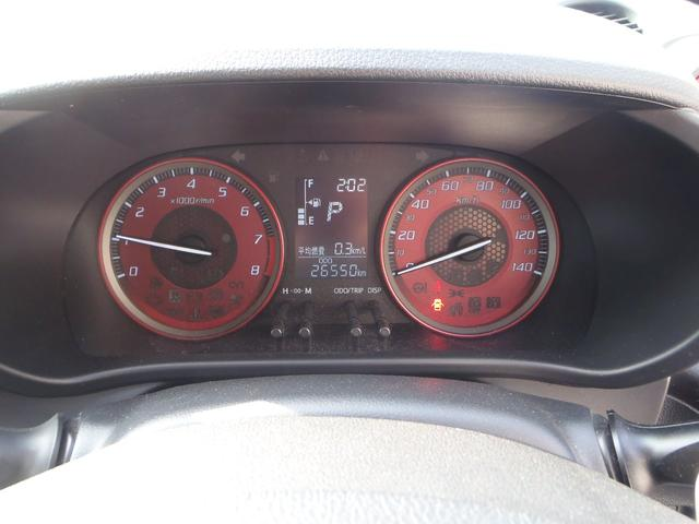 スポーツSAII 4WD ターボ ストラーダSDナビ フルセグ Bカメラ スマートアシスト2 エコアイドル MOMOステアリング パドルシフト ETC ハーフレザーシート シートヒーター LEDヘッドライト 2トーン(37枚目)