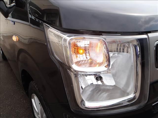 ハイブリッドFX リミテッド 4WD セーフティサポート デュアルセンサーブレーキ ヘッドアップディスプレイ アイドリングストップ ESP スマートキー プッシュスタート オートAC 純正14AW ベンチシート シートヒーター(5枚目)
