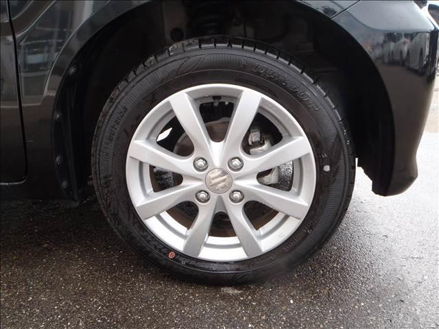 ハイブリッドFX リミテッド 4WD セーフティサポート デュアルセンサーブレーキ ヘッドアップディスプレイ アイドリングストップ ESP スマートキー プッシュスタート オートAC 純正14AW ベンチシート シートヒーター(7枚目)