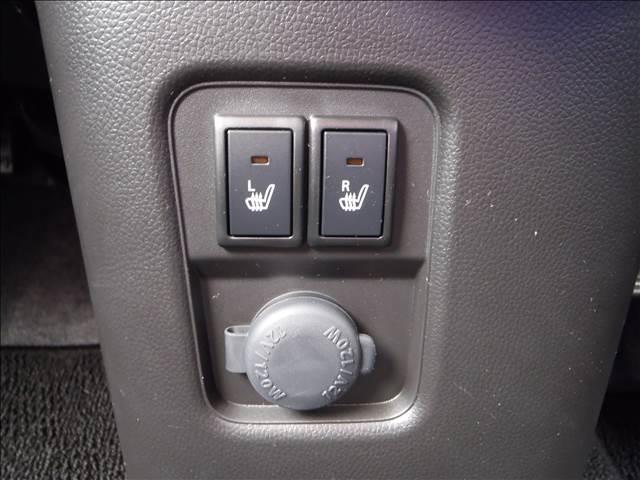 ハイブリッドFX リミテッド 4WD セーフティサポート デュアルセンサーブレーキ ヘッドアップディスプレイ アイドリングストップ ESP スマートキー プッシュスタート オートAC 純正14AW ベンチシート シートヒーター(16枚目)