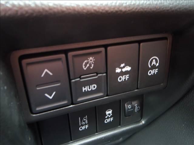ハイブリッドFX リミテッド 4WD セーフティサポート デュアルセンサーブレーキ ヘッドアップディスプレイ アイドリングストップ ESP スマートキー プッシュスタート オートAC 純正14AW ベンチシート シートヒーター(17枚目)