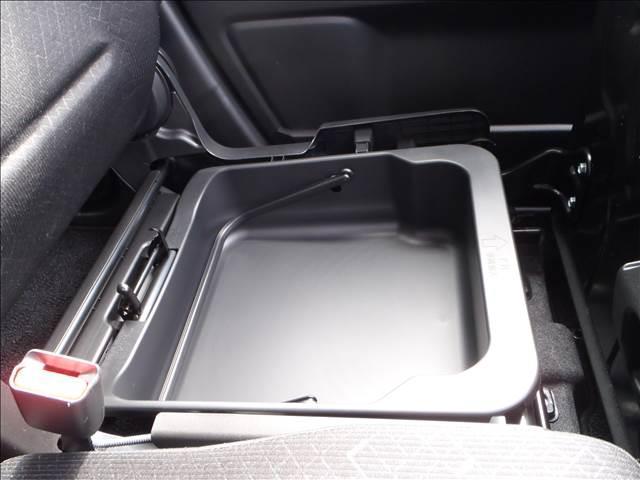 ハイブリッドFX リミテッド 4WD セーフティサポート デュアルセンサーブレーキ ヘッドアップディスプレイ アイドリングストップ ESP スマートキー プッシュスタート オートAC 純正14AW ベンチシート シートヒーター(19枚目)