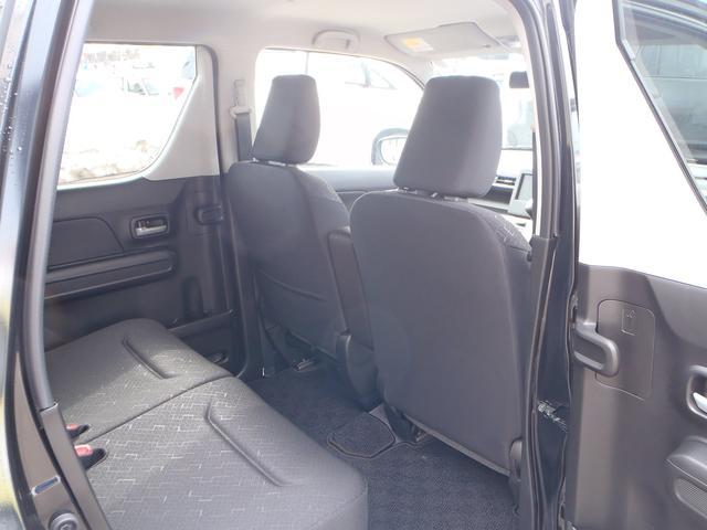 ハイブリッドFX リミテッド 4WD セーフティサポート デュアルセンサーブレーキ ヘッドアップディスプレイ アイドリングストップ ESP スマートキー プッシュスタート オートAC 純正14AW ベンチシート シートヒーター(32枚目)