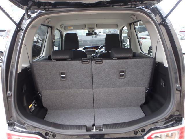 ハイブリッドFX リミテッド 4WD セーフティサポート デュアルセンサーブレーキ ヘッドアップディスプレイ アイドリングストップ ESP スマートキー プッシュスタート オートAC 純正14AW ベンチシート シートヒーター(43枚目)