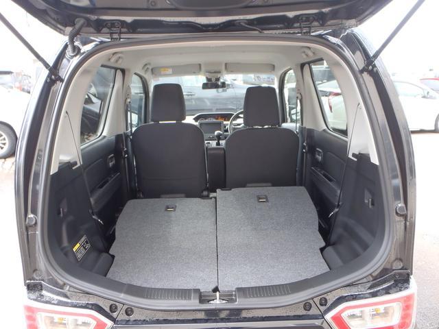 ハイブリッドFX リミテッド 4WD セーフティサポート デュアルセンサーブレーキ ヘッドアップディスプレイ アイドリングストップ ESP スマートキー プッシュスタート オートAC 純正14AW ベンチシート シートヒーター(44枚目)