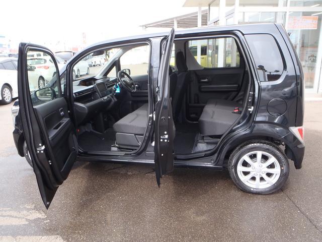 ハイブリッドFX リミテッド 4WD セーフティサポート デュアルセンサーブレーキ ヘッドアップディスプレイ アイドリングストップ ESP スマートキー プッシュスタート オートAC 純正14AW ベンチシート シートヒーター(49枚目)