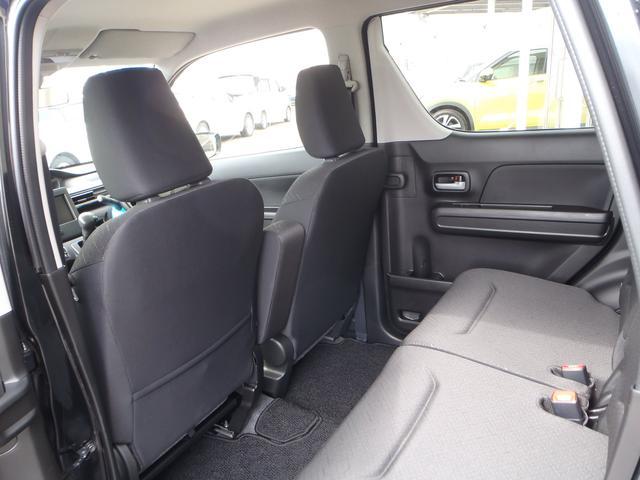 ハイブリッドFX リミテッド 4WD セーフティサポート デュアルセンサーブレーキ ヘッドアップディスプレイ アイドリングストップ ESP スマートキー プッシュスタート オートAC 純正14AW ベンチシート シートヒーター(55枚目)