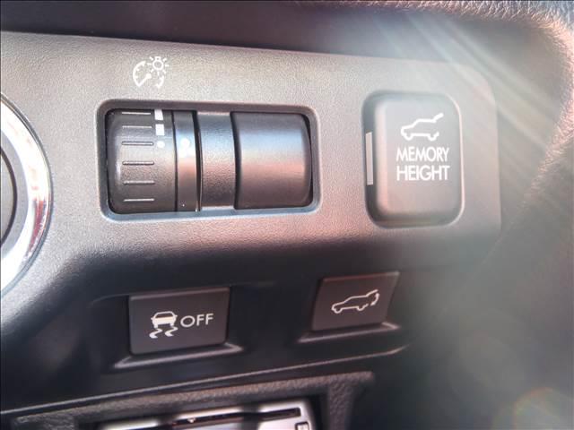 4WD!カロッツェリアナビ!フルセグ!Bカメラ!アイサイト!サンルーフ!ETC!パワーバックドア!VDC!半革シート!パワーシート!シートヒーター!スマートキー!プッシュスタート!X-MODE!