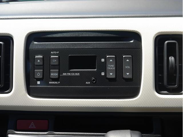 スズキ アルト L 届出済未使用車 純正CDデッキ アイドリングストップ