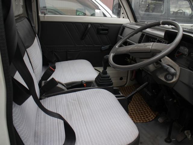 スズキ キャリイトラック MC 4WD 4MT リミテッドスリップデフ ハイルーフ