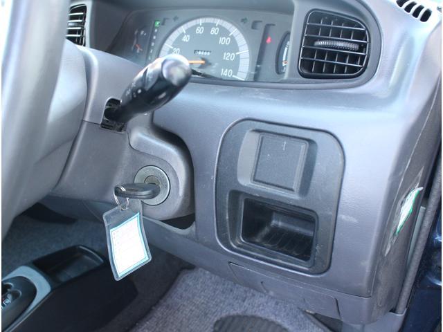 三菱 ミニカトッポ Q3 4WD ルーフレール エアコンパワステパワーウィンドウ