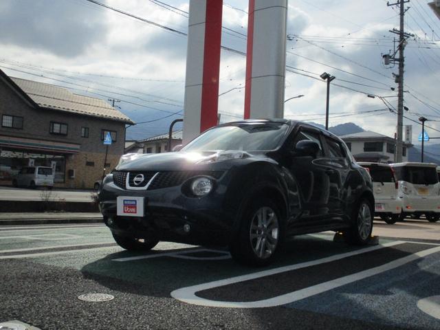 「日産」「ジューク」「SUV・クロカン」「長野県」の中古車2