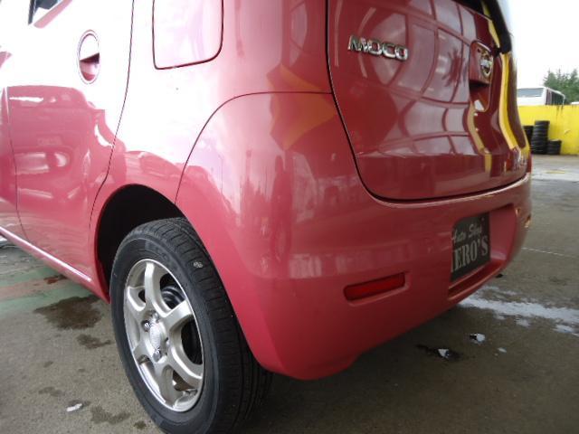 日産 モコ E FOUR 4WD インテリジェントキー ETC