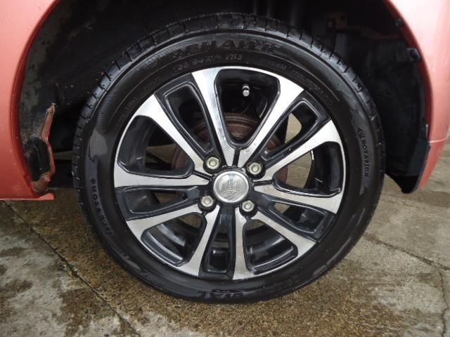 X 4WD 14インチアルミ スマートキー ETC(13枚目)