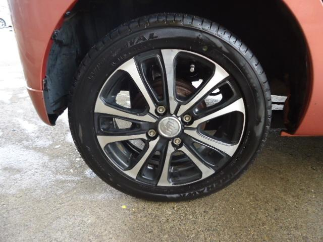 X 4WD 14インチアルミ スマートキー ETC(14枚目)
