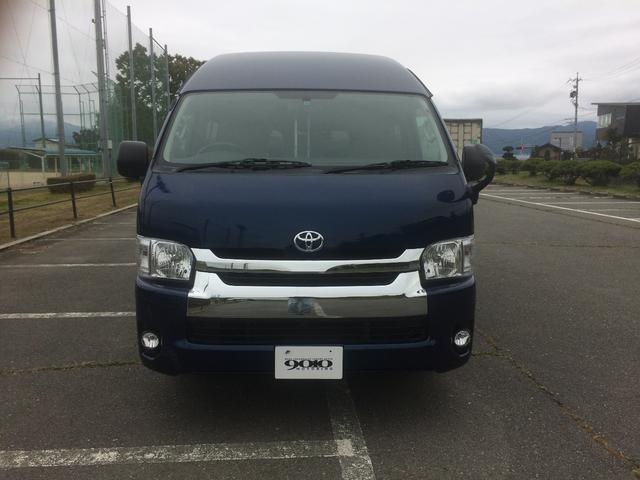 トヨタ ハイエースバン SロングワイドDX キャンピング仕様