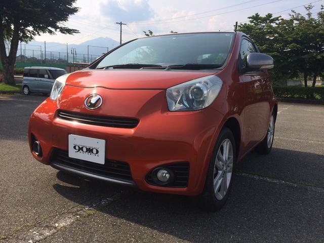 トヨタ iQ 130G →(ゴー) ナビ