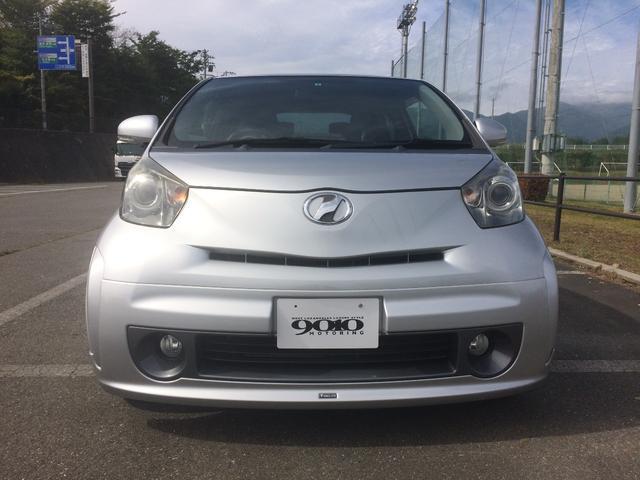トヨタ iQ 100G レザーパッケージ モデリスタフルエアロ HDDナビ