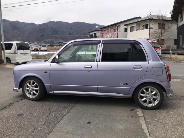 「ダイハツ」「ミラジーノ」「軽自動車」「長野県」の中古車11
