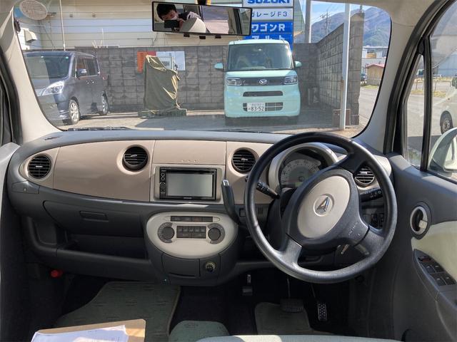 モユ ETC ABS キーレス ベンチシート オートエアコン メモリーナビ ワンセグTV アルミホイール(2枚目)