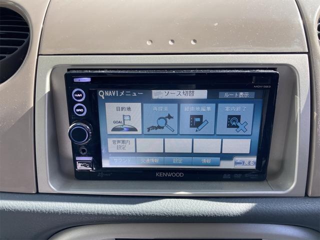 モユ ETC ABS キーレス ベンチシート オートエアコン メモリーナビ ワンセグTV アルミホイール(4枚目)
