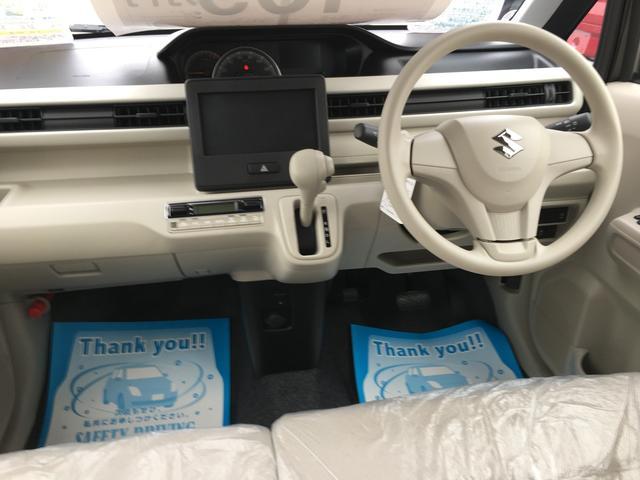 スズキ ワゴンR ハイブリッドFX 2WD 届出済未使用車 ベンチシート