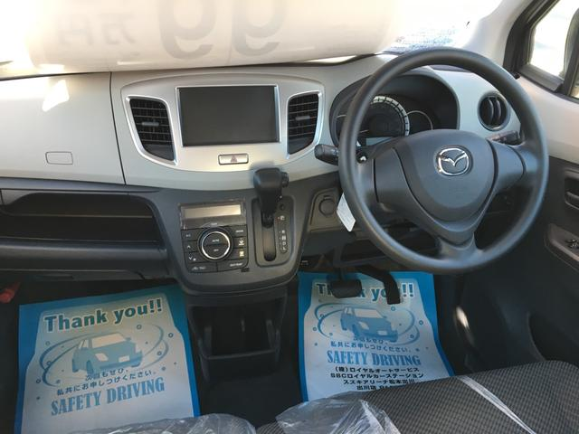 マツダ フレア XG 2WD 届出済未使用車 インパネCVT オートAC