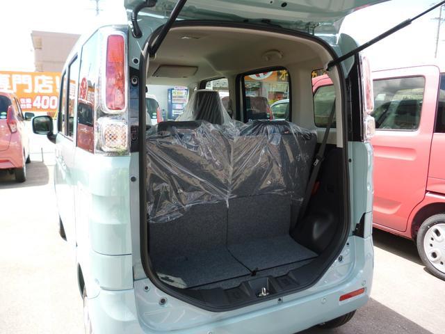 ハイブリッドG 4WD 届出済未使用車 両側スライドドア(15枚目)