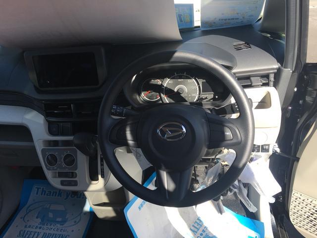 ダイハツ ムーヴ L 4WD 届出済未使用車