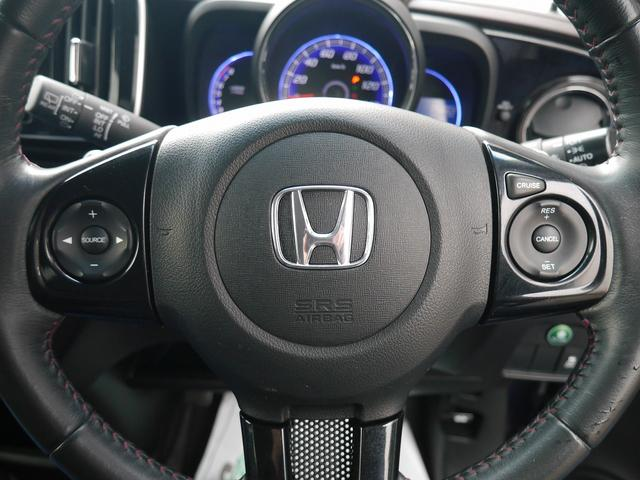 ■アクセル操作しなくても車が一定の設定速度で走行してくれるクルーズコントロール。高速道路などでドライバーの負担を軽減してくれる装備です♪
