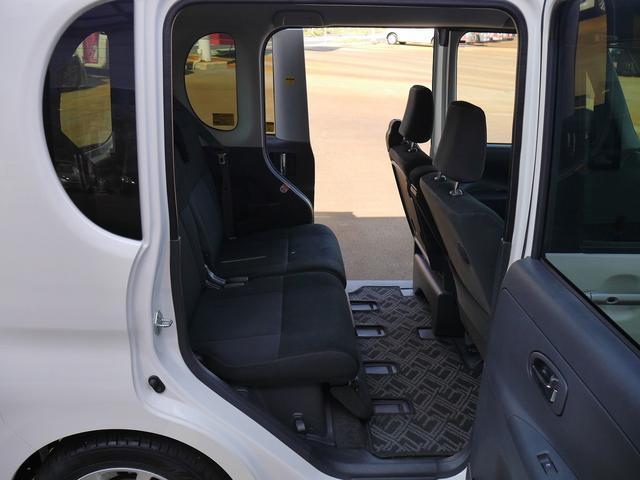 カスタムX 社外メモリナビ/フルセグTV ETC スマートキー 左側パワースライドドア 純正アルミホイール HIDヘッドライト アイドリングストップ ABS Wエアバッグ(18枚目)