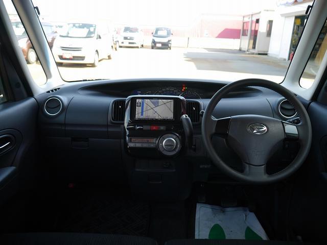 カスタムX 社外メモリナビ/フルセグTV ETC スマートキー 左側パワースライドドア 純正アルミホイール HIDヘッドライト アイドリングストップ ABS Wエアバッグ(20枚目)