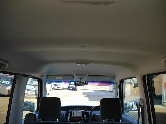 カスタムX 社外メモリナビ/フルセグTV ETC スマートキー 左側パワースライドドア 純正アルミホイール HIDヘッドライト アイドリングストップ ABS Wエアバッグ(34枚目)