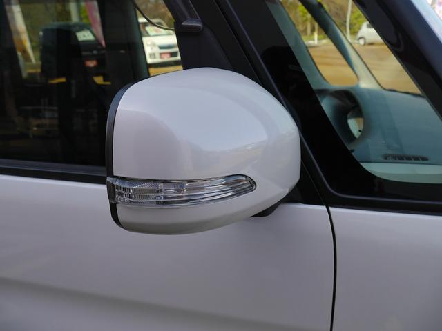 カスタムX 社外メモリナビ/フルセグTV ETC スマートキー 左側パワースライドドア 純正アルミホイール HIDヘッドライト アイドリングストップ ABS Wエアバッグ(37枚目)