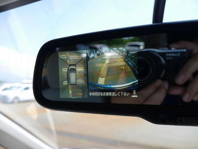 X アラウンドビューモニター スマートキー アイドリングストップ 純正CDオーディオ フル装備 ABS Wエアバッグ(2枚目)