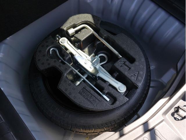 ■このお車にはスペアタイヤが積んであります☆ いざという時も安心です♪