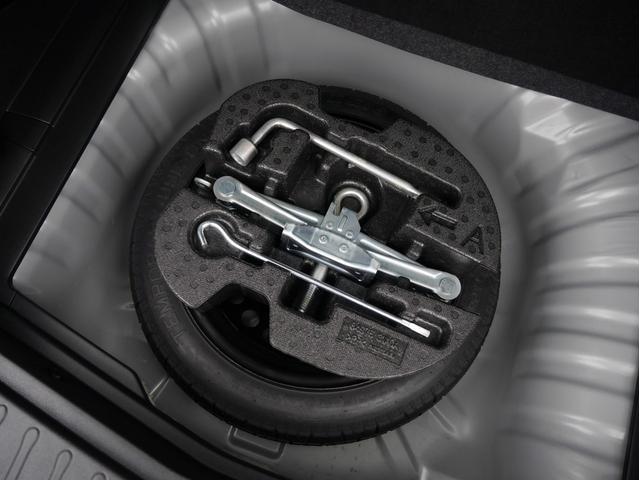 ■スペアタイヤ付属だからいざという時も安心♪