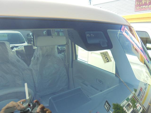 スズキ スペーシア ハイブリッドX  4WD デュアルカメラブレーキ
