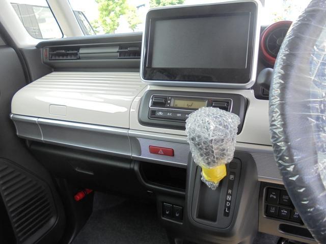 ハイブリッドX 4WD 届出済未使用車(11枚目)