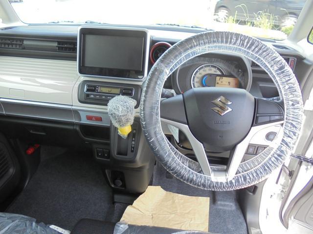 ハイブリッドX 4WD 届出済未使用車(15枚目)